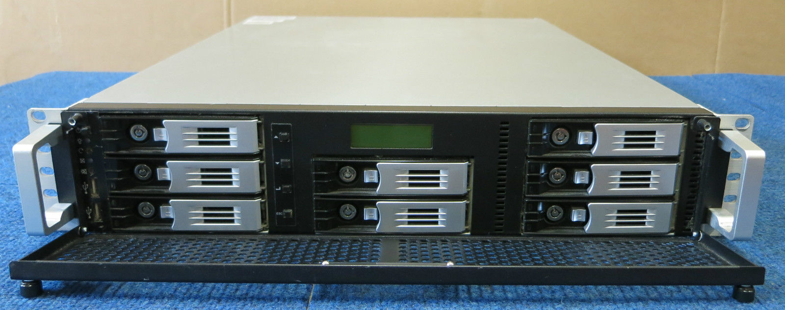 THECUS N8800+ NAS SERVER DRIVER FOR PC